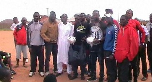 Mighty Jets Take Subtle Dig At Victor Obinna, Olaitan & Sunday Mba As Amutu Donates To Club