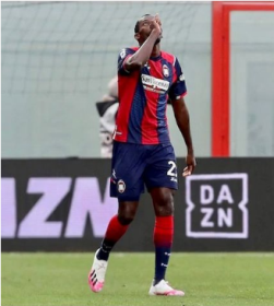 In-demand Crotone's 19-goal striker Simy reveals why he supported Arsenal as a boy