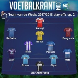 Liverpool Loanee Awoniyi Named To Team Of The Week In Belgium